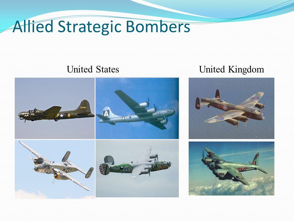 Allied Strategic Bombers