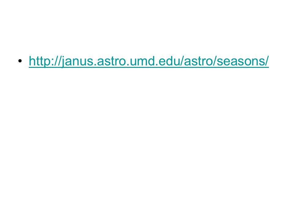 http://janus.astro.umd.edu/astro/seasons/