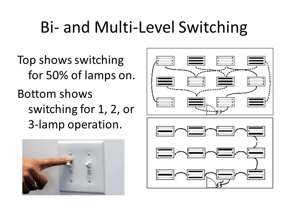Bi- and Multi-Level Switching