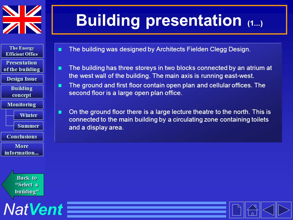 Building presentation (1...)