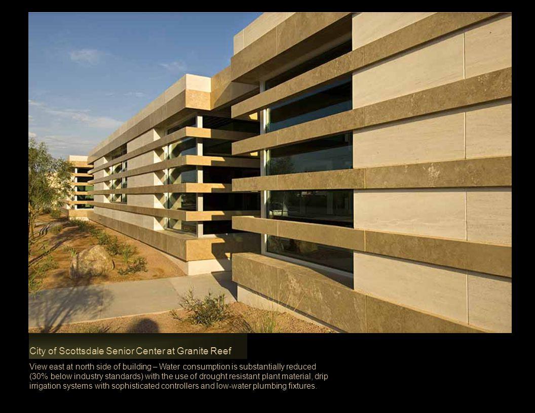 City of Scottsdale Senior Center at Granite Reef
