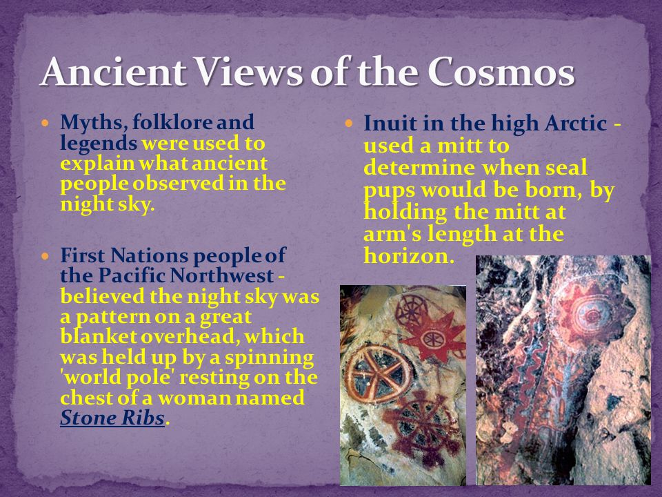 Ancient Views of the Cosmos