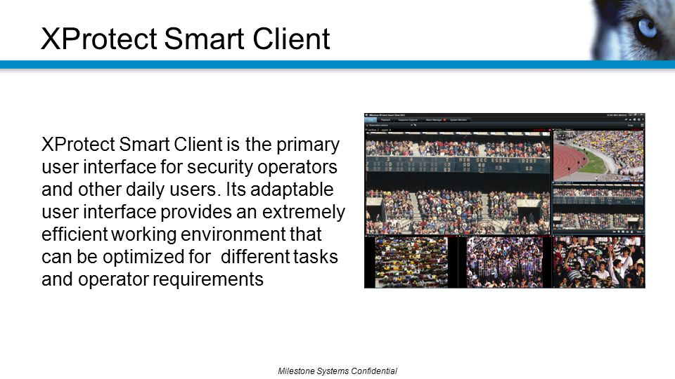 XProtect Smart Client