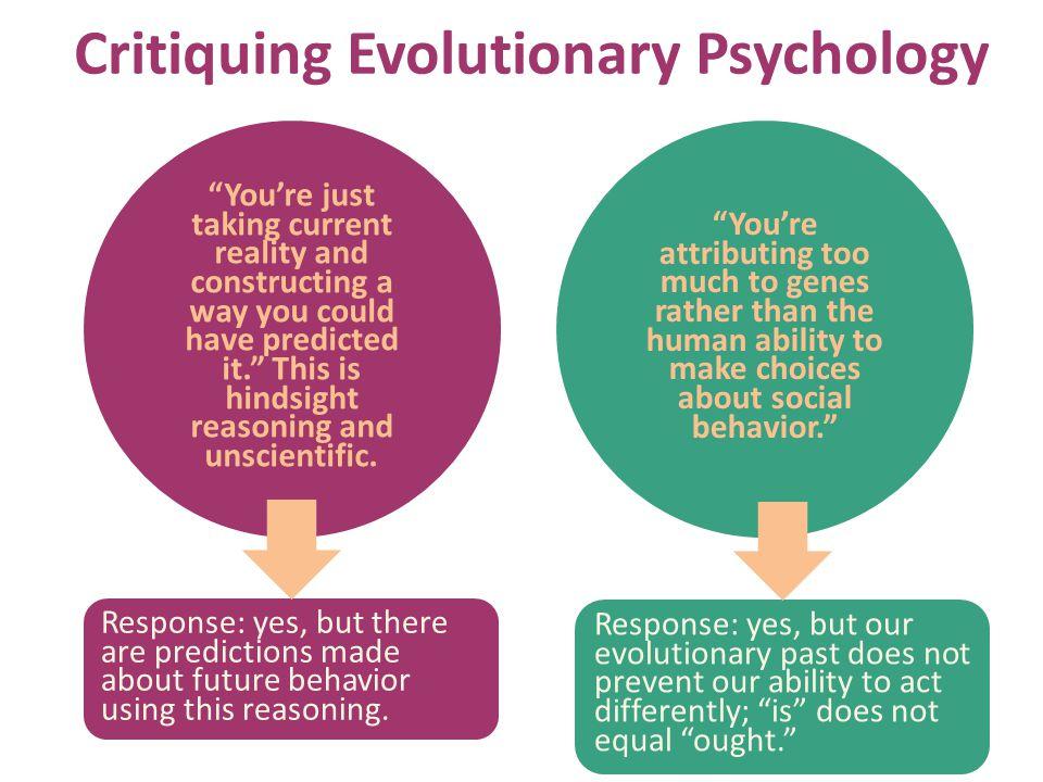 Critiquing Evolutionary Psychology