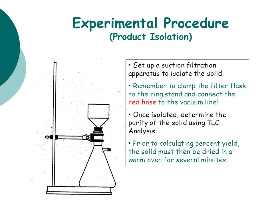 Experimental Procedure (Product Isolation)