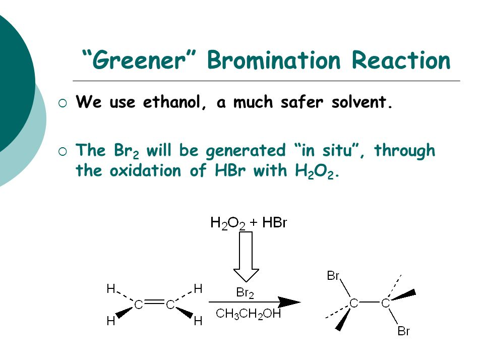 Greener Bromination Reaction