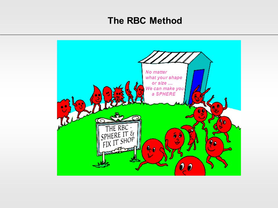 The RBC Method No matter what your shape or size .... We can make you