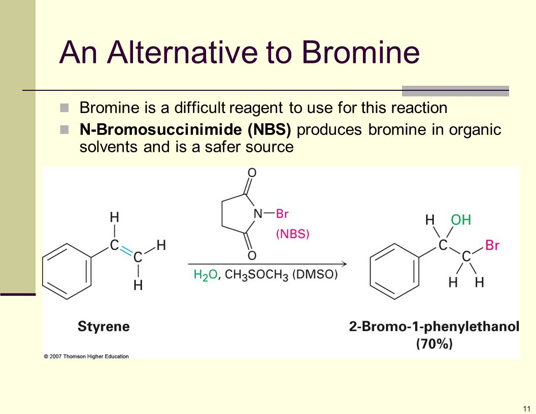 An Alternative to Bromine