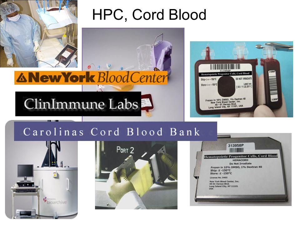 HPC, Cord Blood