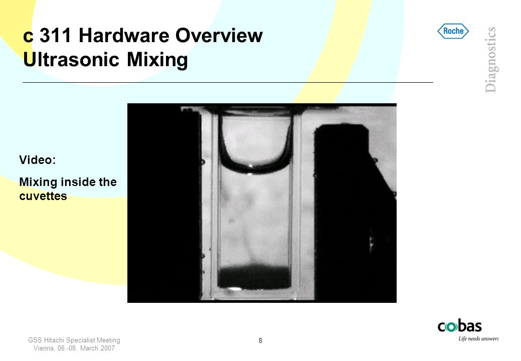 c 311 Hardware Overview Ultrasonic Mixing