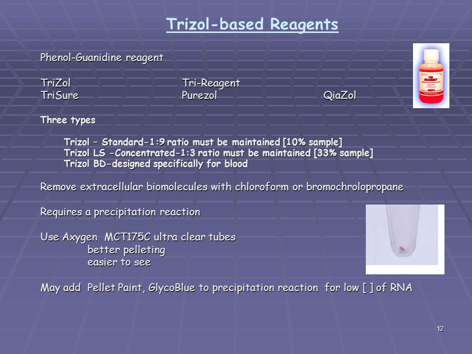 Trizol-based Reagents