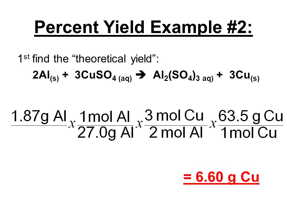 Free Worksheets » Theoretical And Percent Yield Worksheet ...