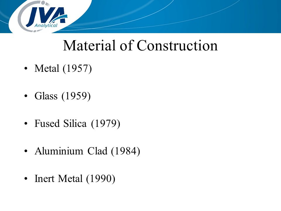 Material of Construction