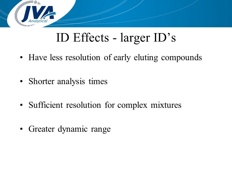 ID Effects - larger ID's