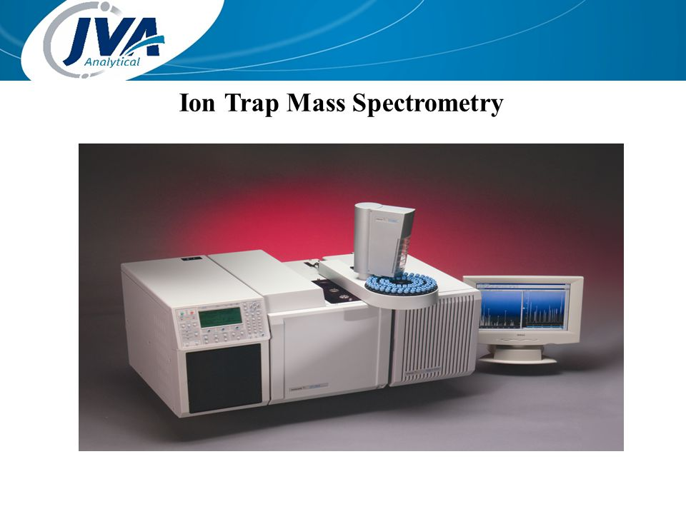 Ion Trap Mass Spectrometry