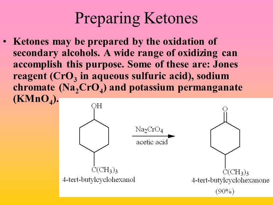 Preparing Ketones