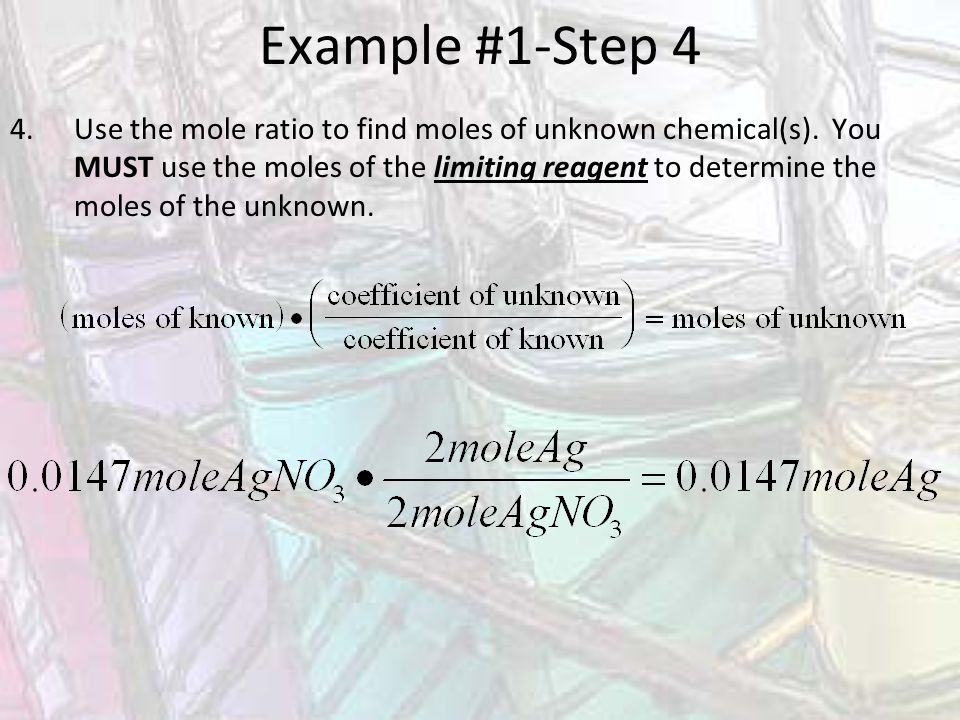 Example #1-Step 4