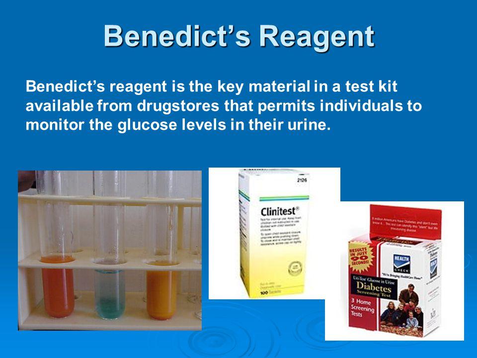 Benedict's Reagent