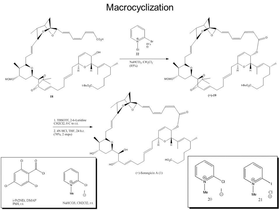 Macrocyclization