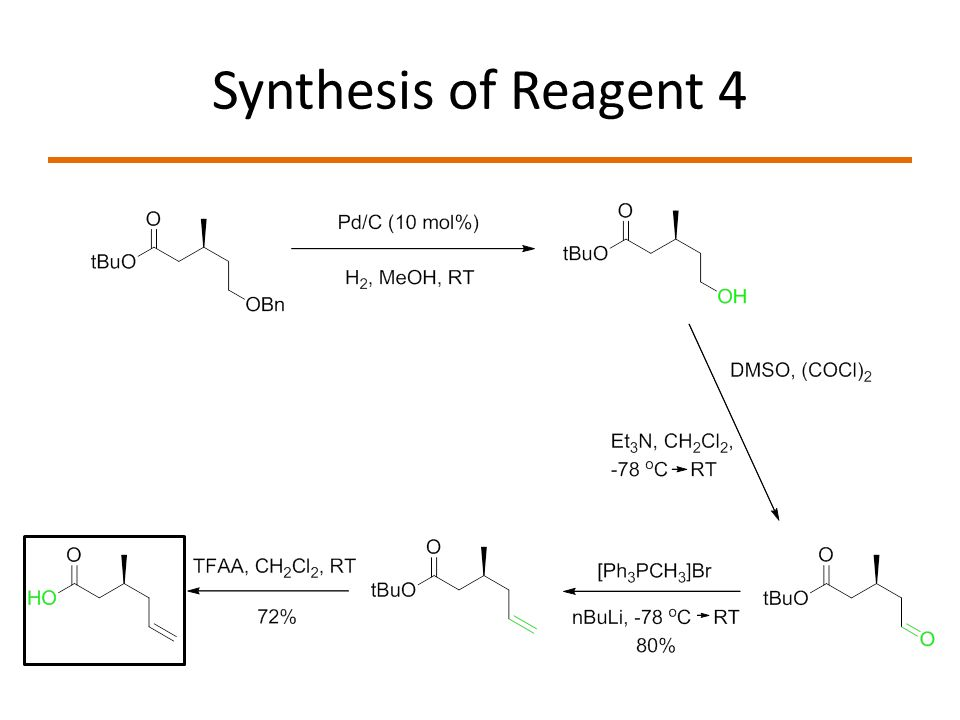 Synthesis of Reagent 4