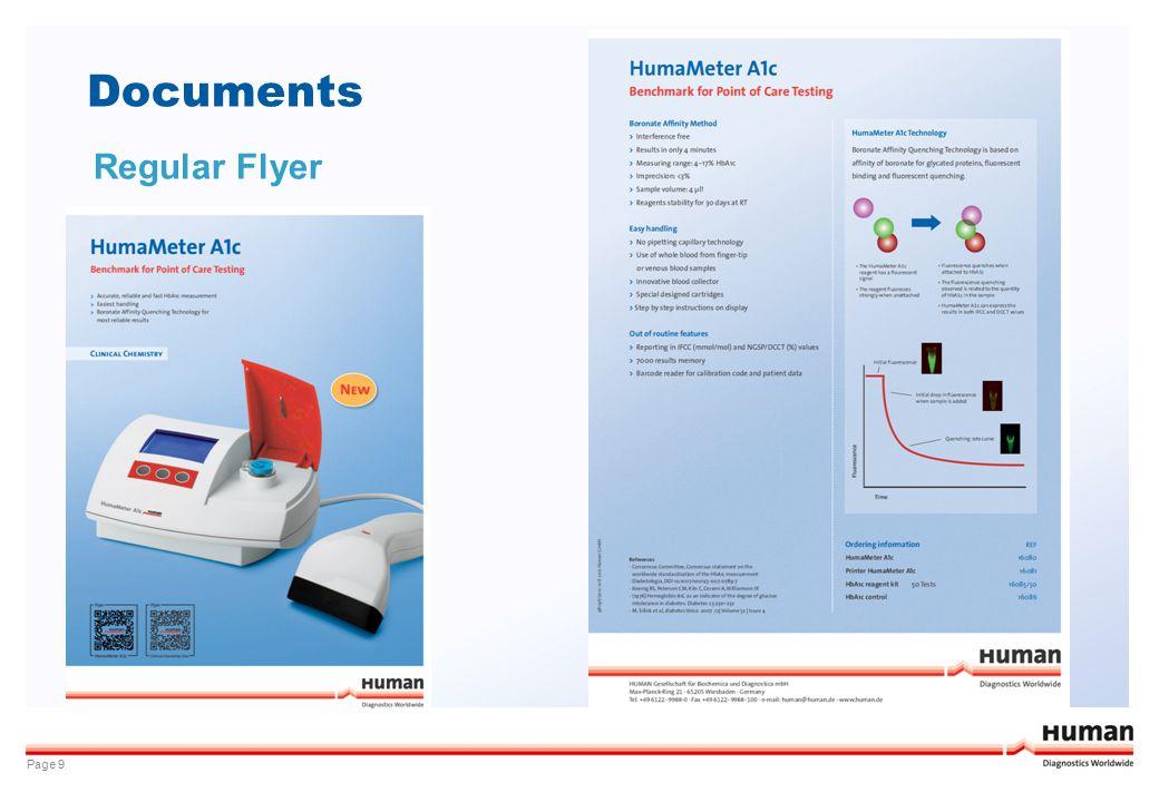 Documents Regular Flyer