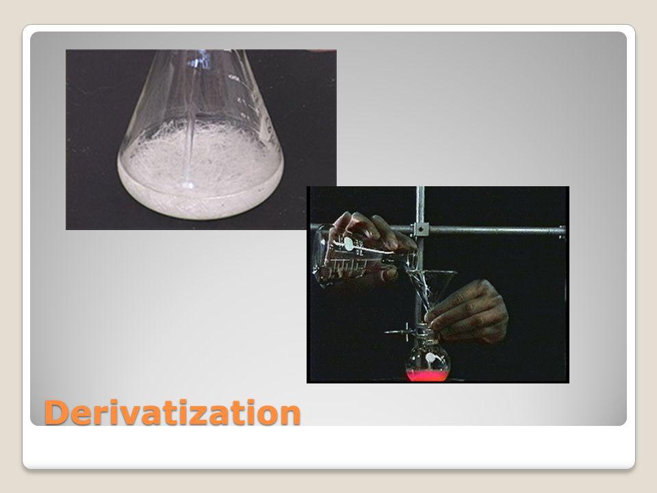 Derivatization