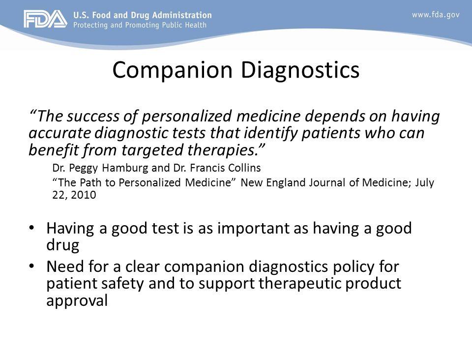 Companion Diagnostics