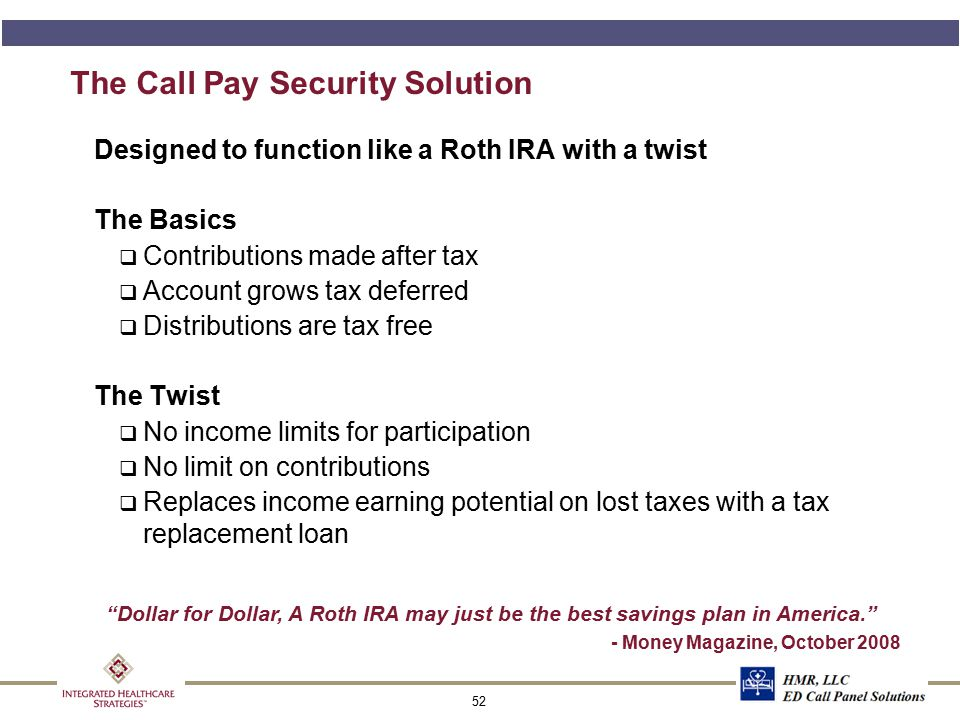 The Call Pay Security Solution
