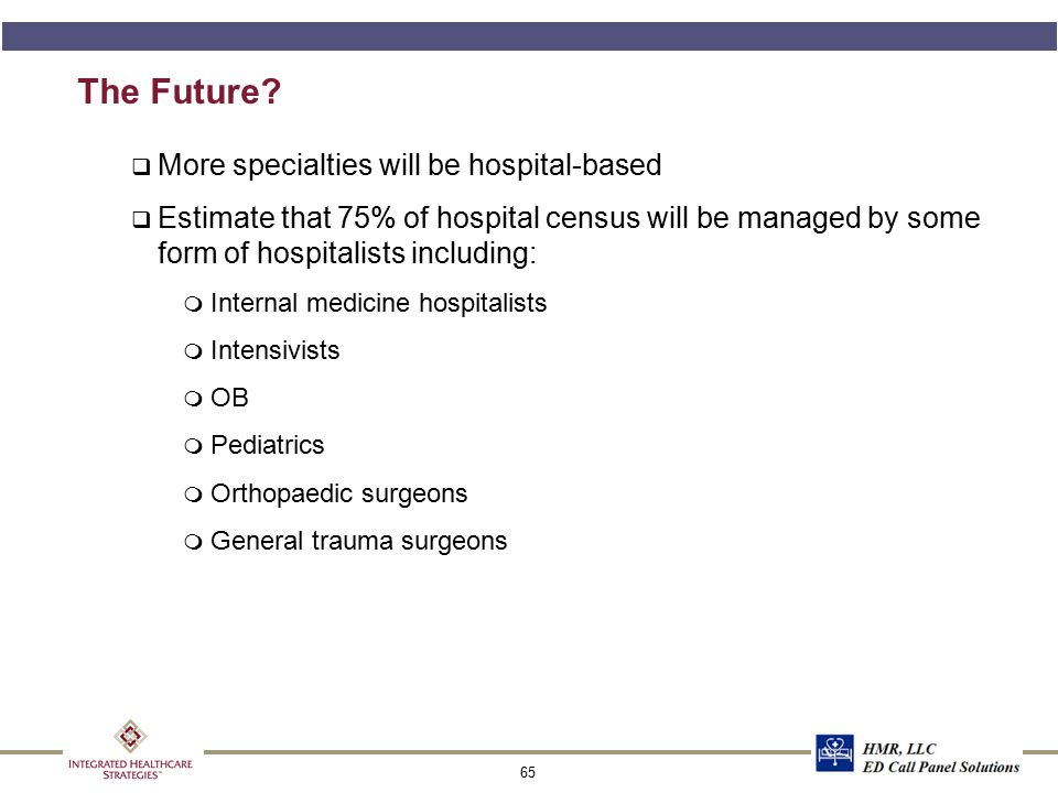 About Integrated Healthcare Strategies