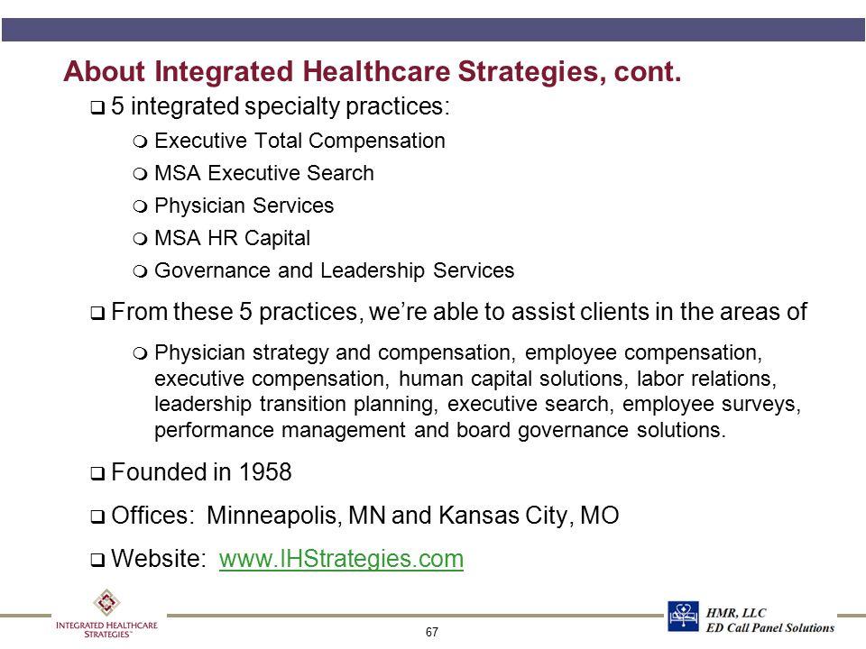 About Hospitalist Management Resources, LLC