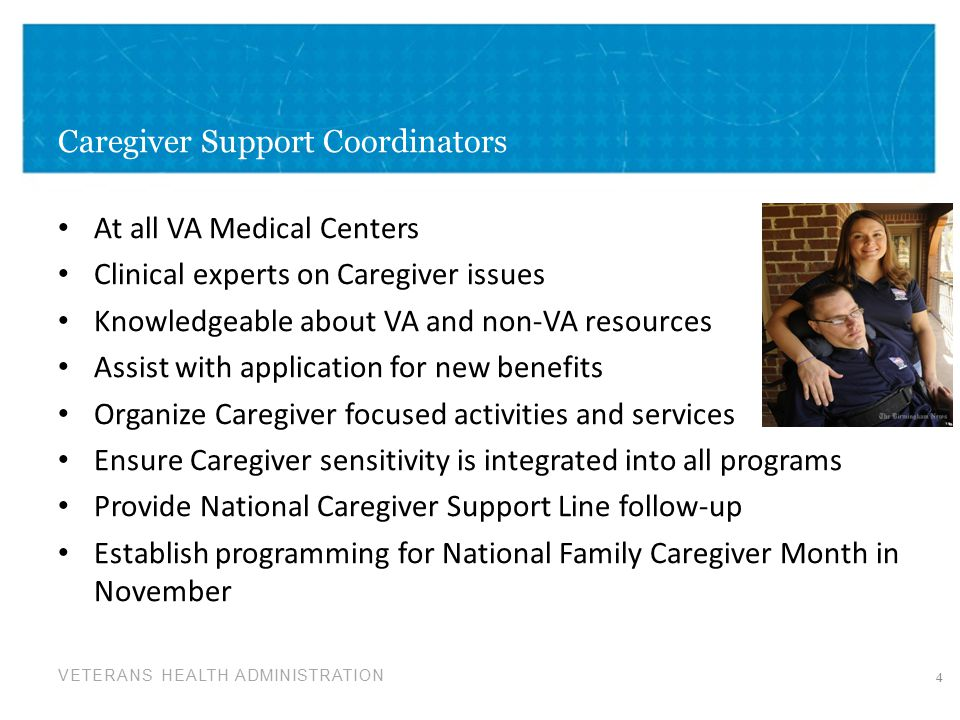 Caregiver Support Coordinators