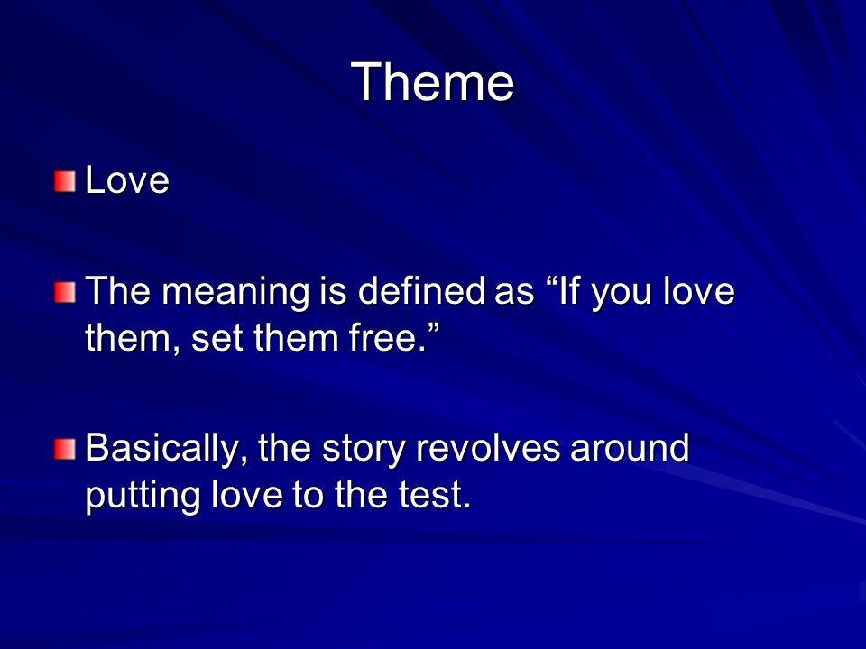Theme Love.