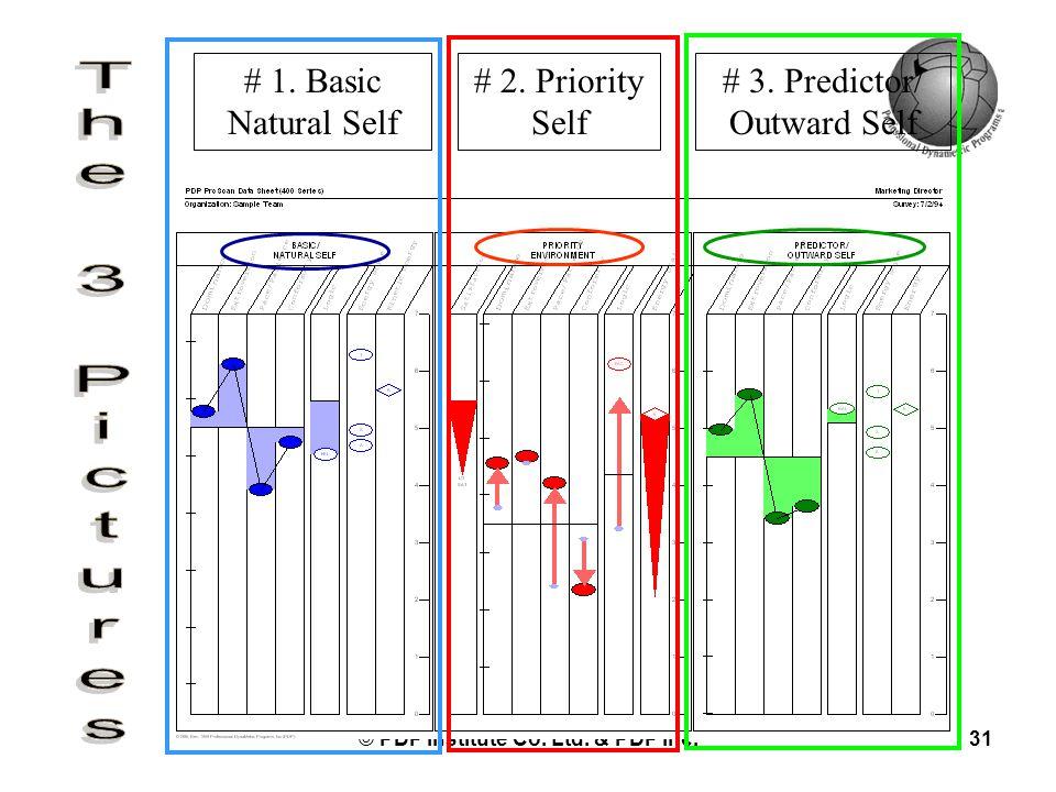 # 3. Predictor/ Outward Self