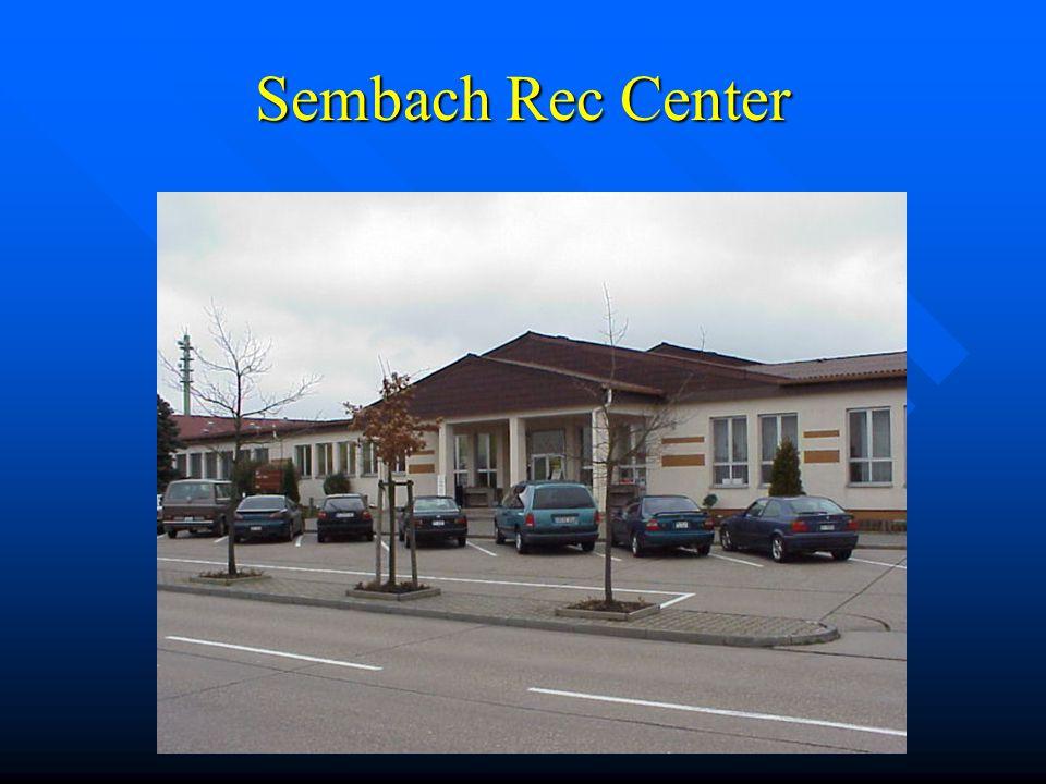 Sembach Rec Center