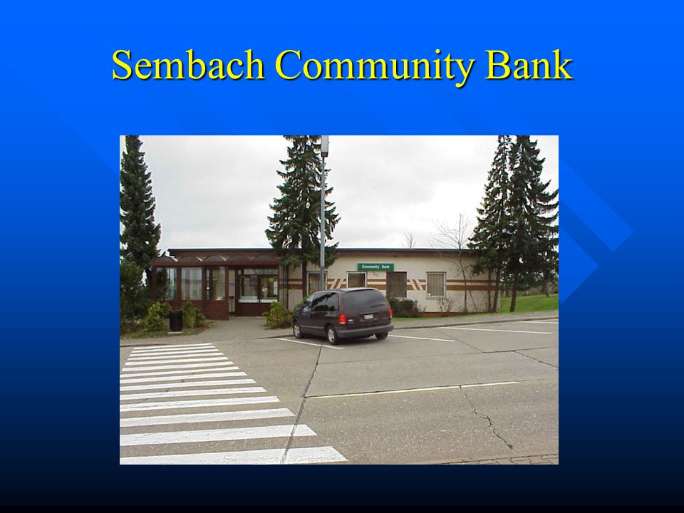 Sembach Community Bank