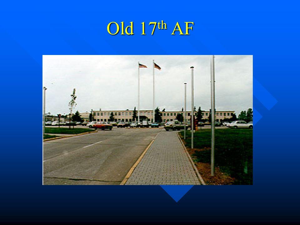 Old 17th AF