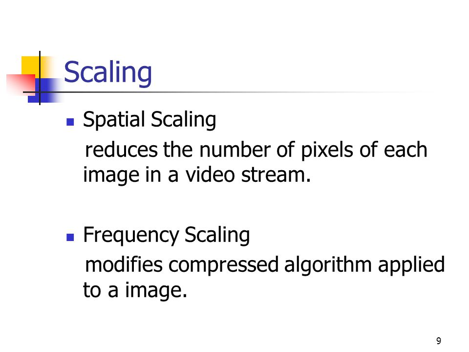 Scaling Spatial Scaling