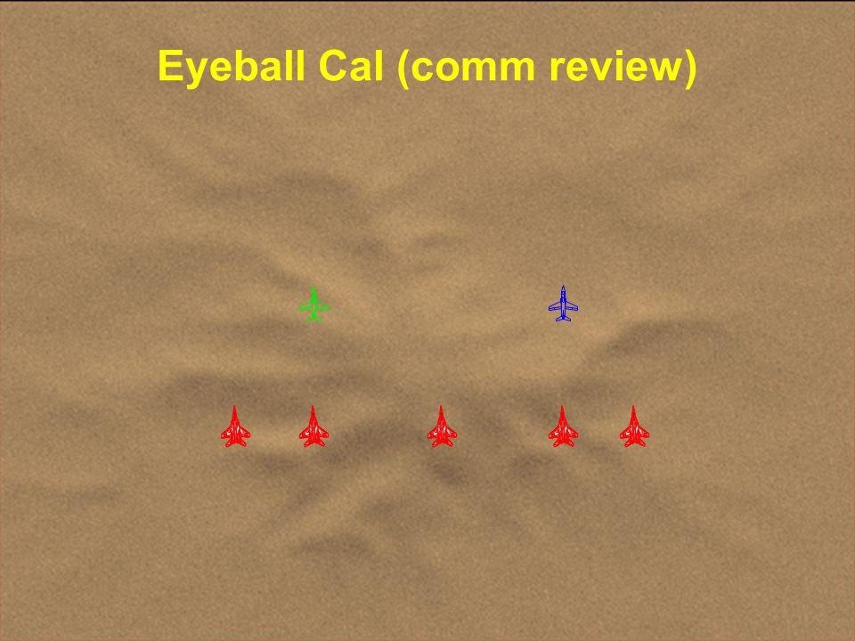 Eyeball Cal (comm review)
