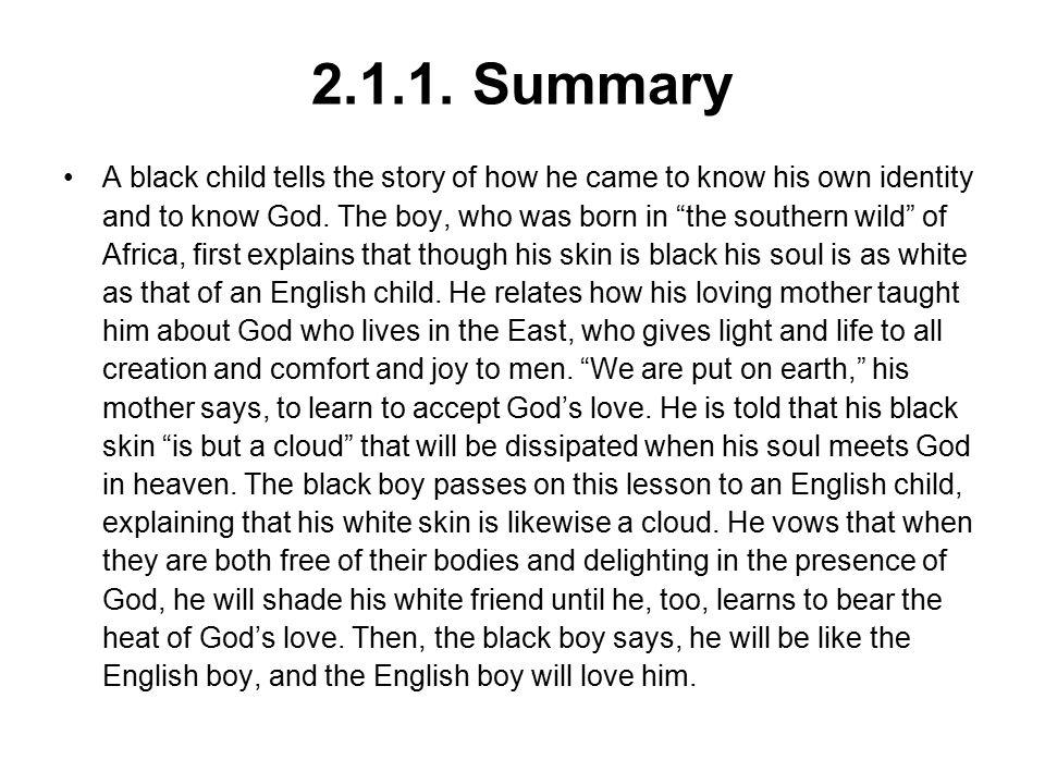 2.1.1. Summary