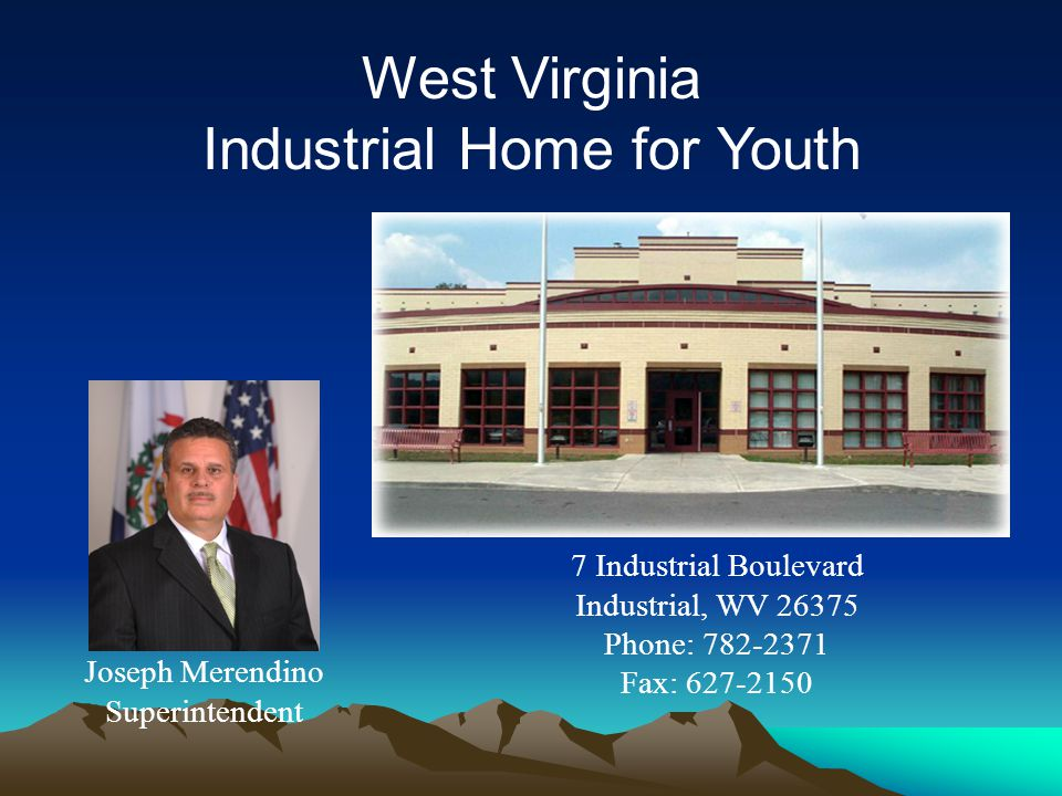 West Virginia Industrial Home for Youth