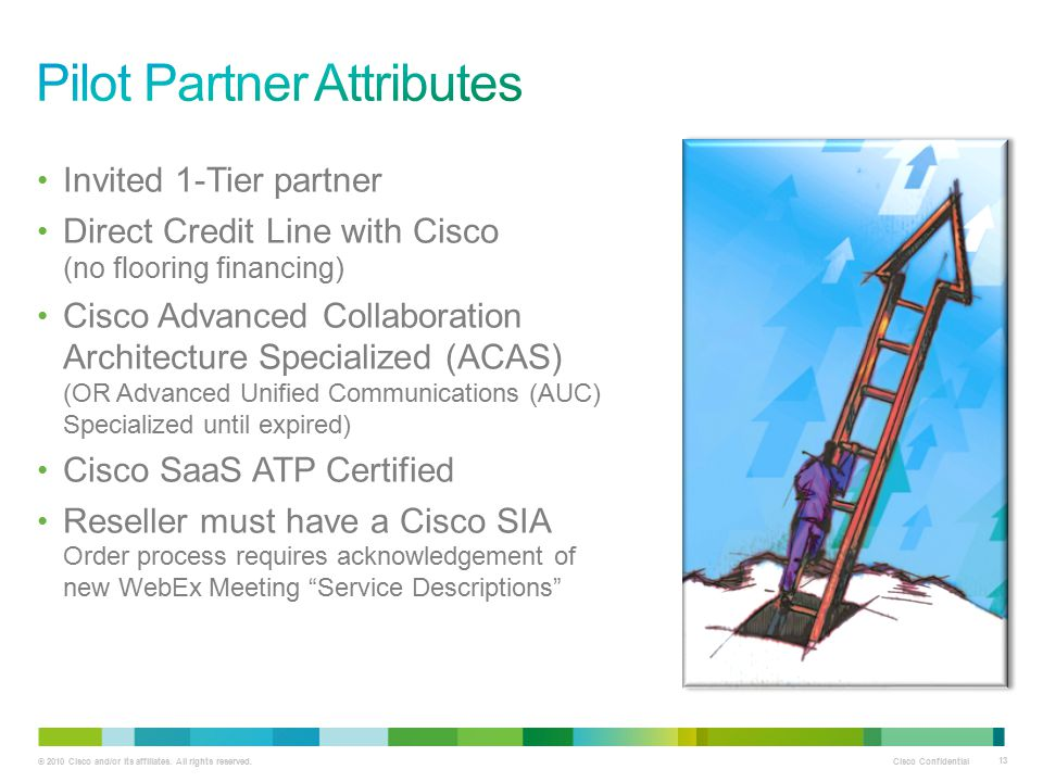 Pilot Partner Attributes