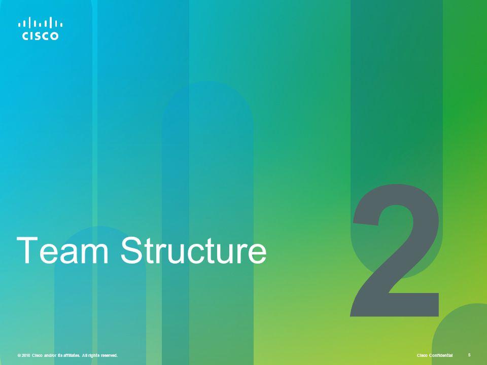 2 Team Structure