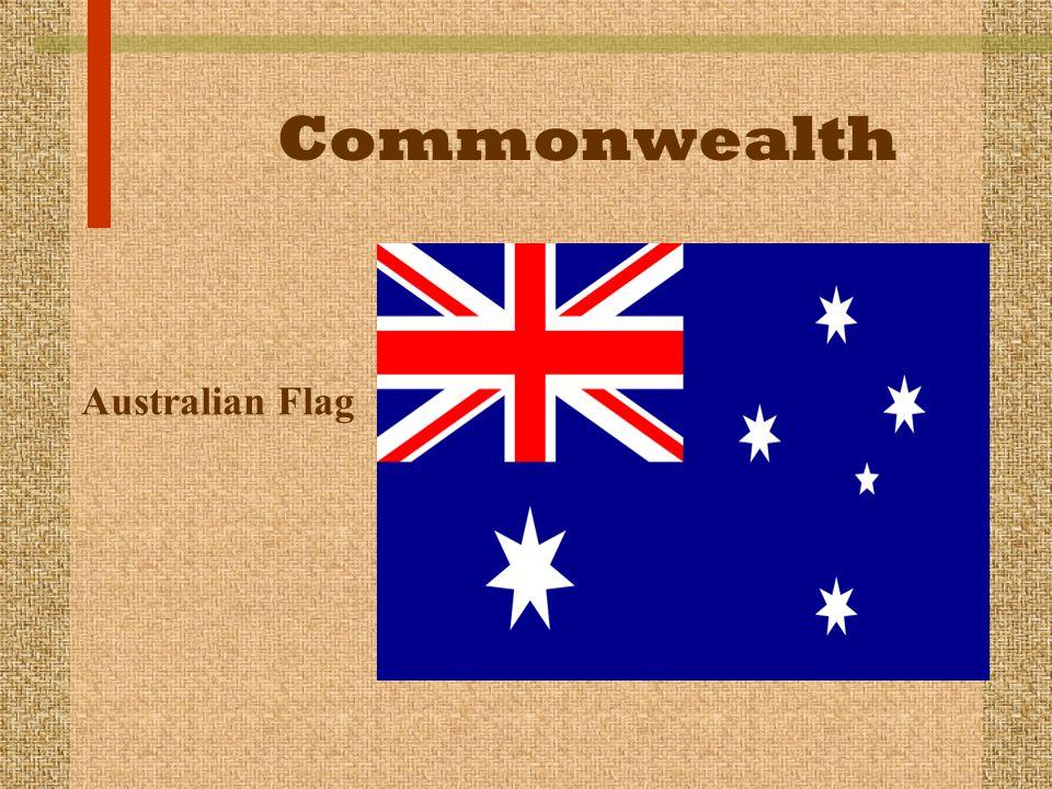 Commonwealth Australian Flag