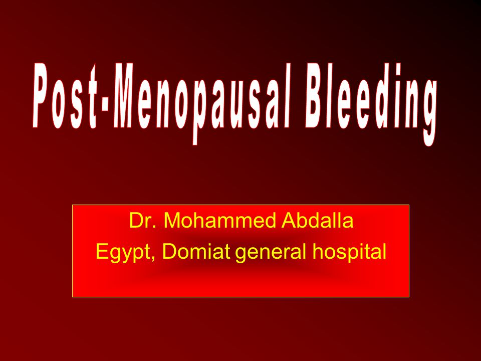 Dr. Mohammed Abdalla Egypt, Domiat general hospital