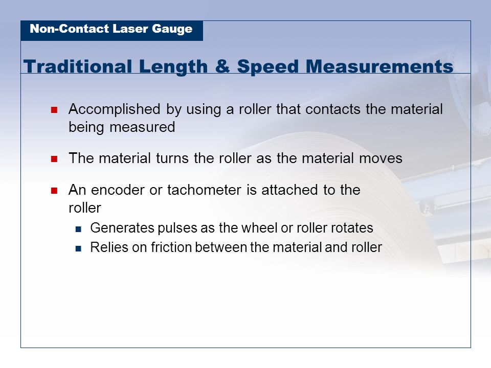 Traditional Length & Speed Measurements