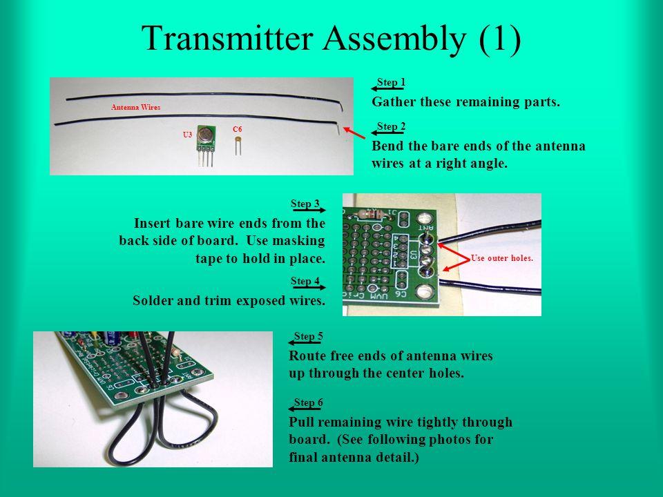Transmitter Assembly (1)