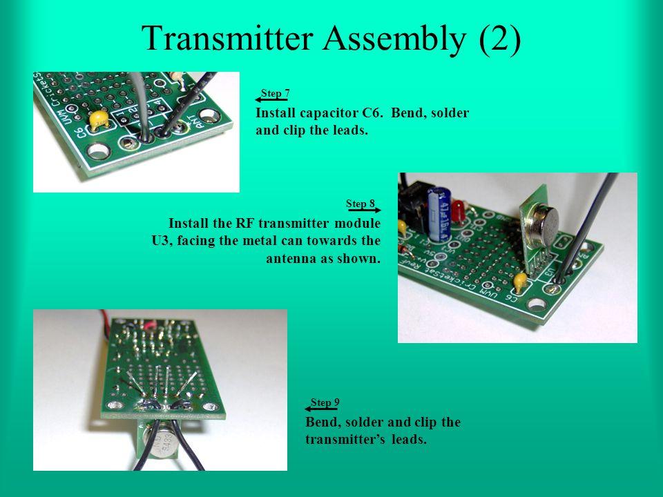 Transmitter Assembly (2)