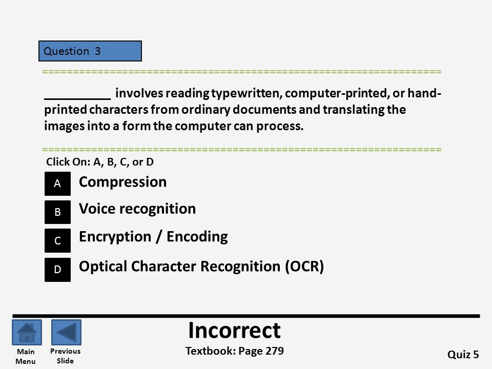 Incorrect Compression Voice recognition Encryption / Encoding