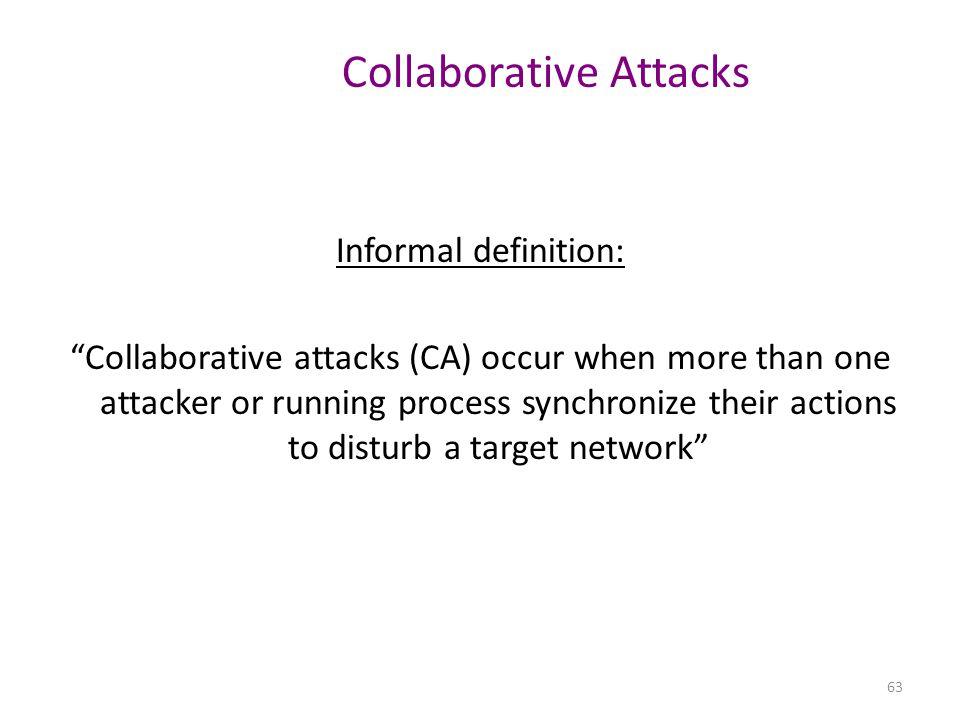 Collaborative Attacks