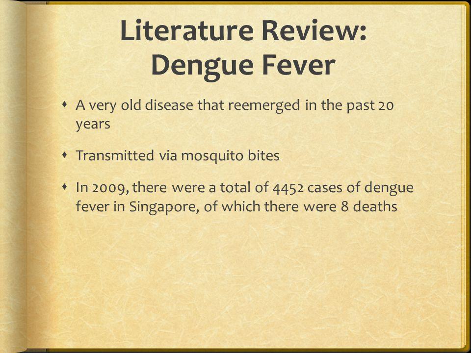 Literature Review: Dengue Fever